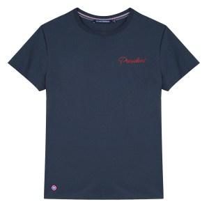 Président T-shirt by Le Slip Français.