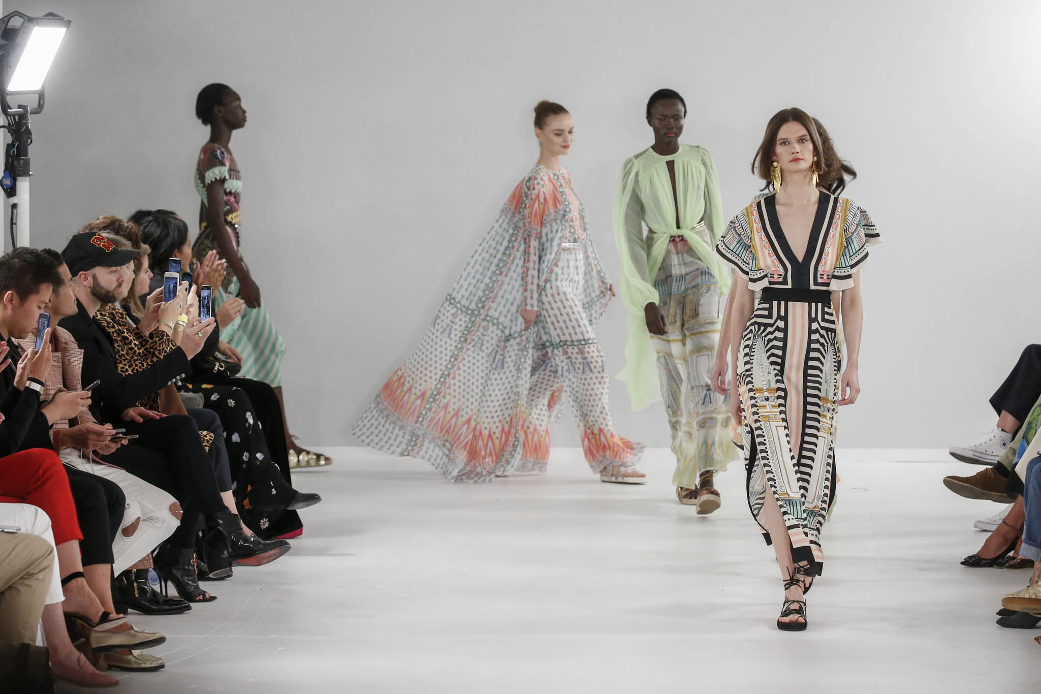 Temperley London RTW Spring 2019