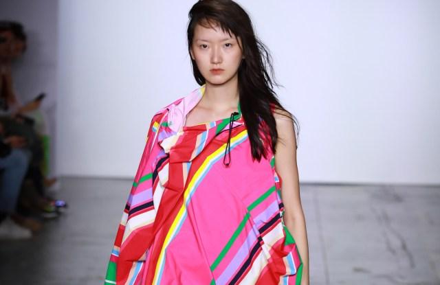 Tmall China Day: Angel Chen RTW Spring 2019