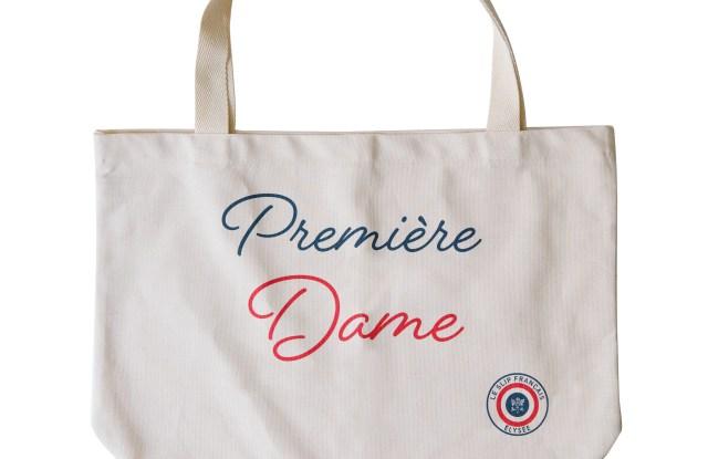Première Dame tote bag by Le Slip Français.