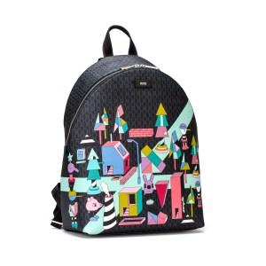 The Jeremyville backpack for Hugo Boss.