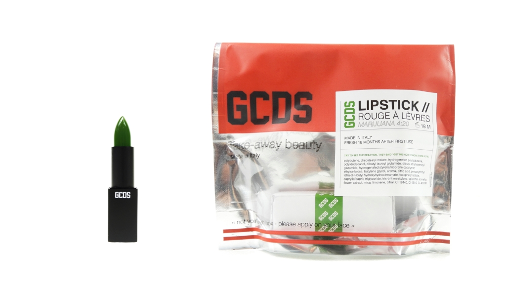 The Marijuana 4:20 lipstick.