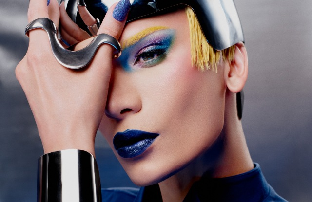 Miss Fame launches eponymous beauty line.