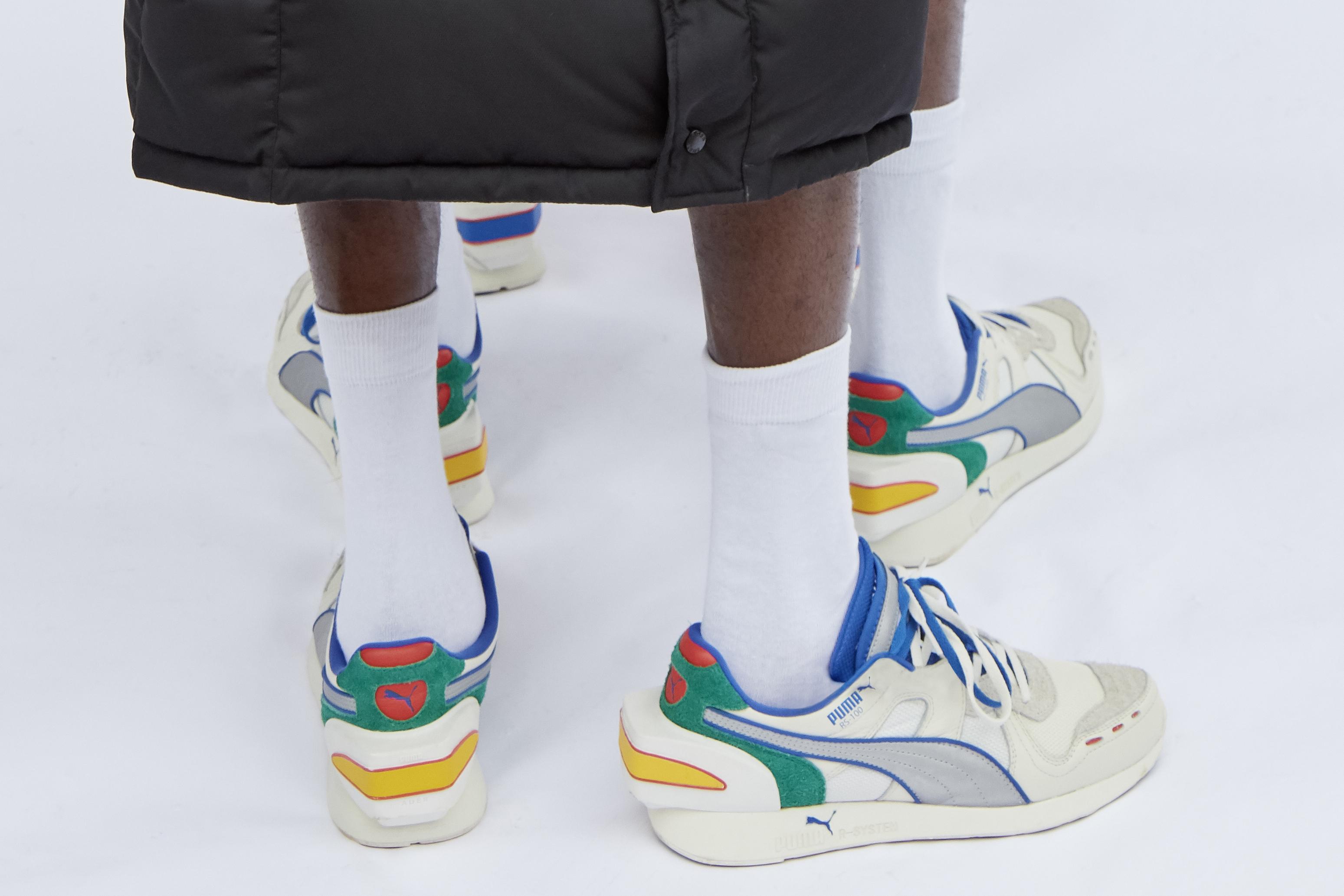 Ader Error's sneaker design for Puma.