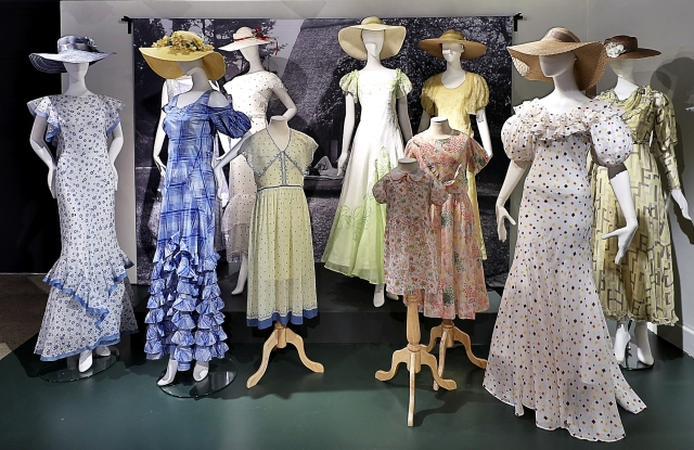 Fashion and Textile Museum launch their winter 2018 exhibition at The Fashion and Textile Museum on October 11, 2018 in London, England.