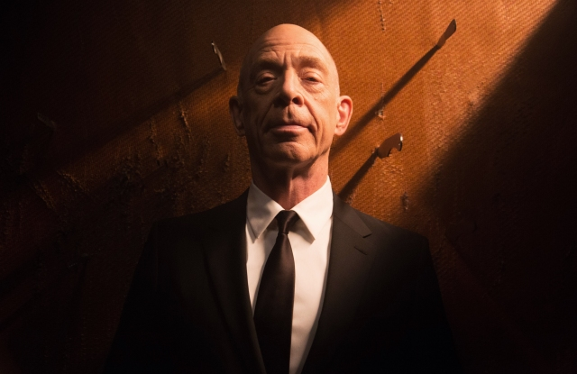 """J.K. Simmons in the first episode of Prada's """"The Delivery Man"""" series."""