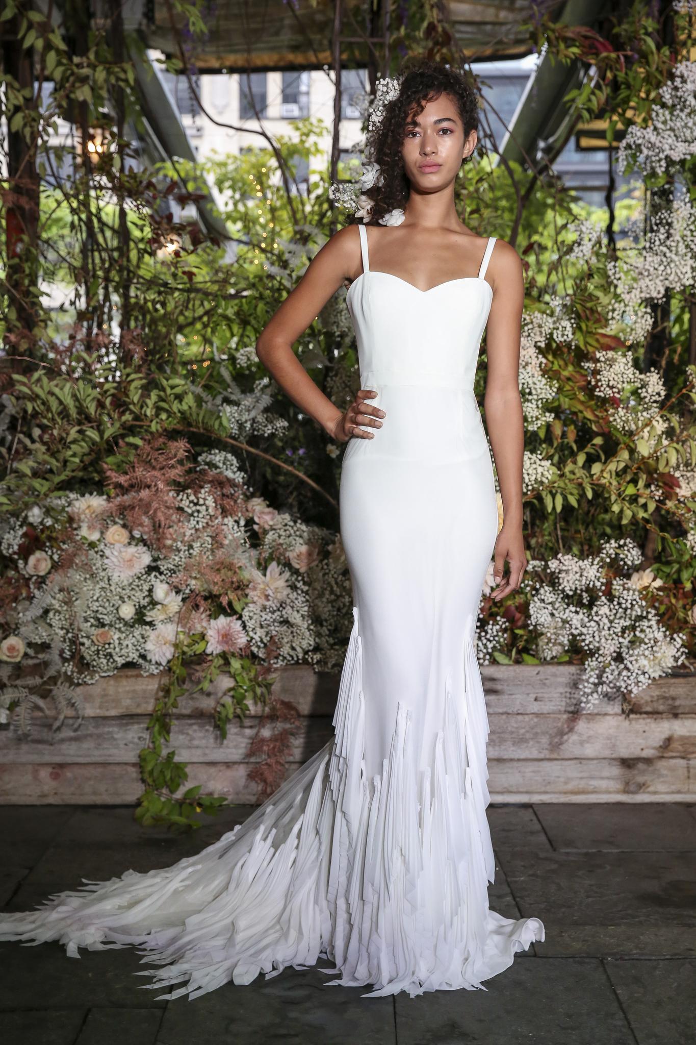 Alexandra Grecco Bridal Fall 2019