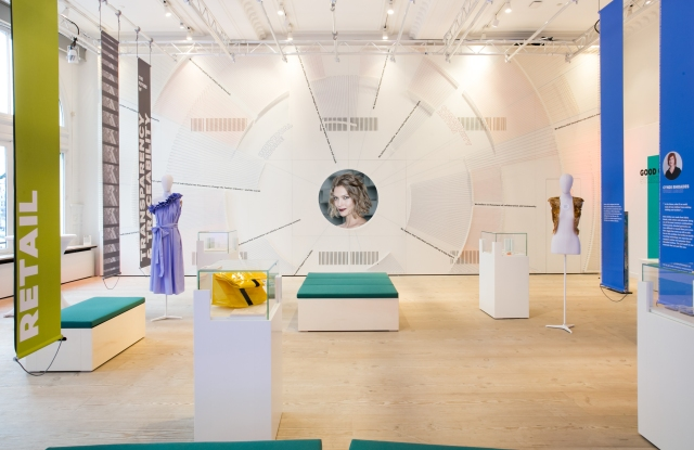 Fashion For Good has a new interactive experience in Amsterdam.