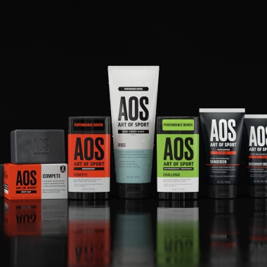 Art of Sport's launch product line