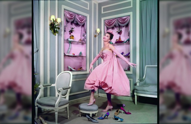 Christian Dior's Aurore dress, spring 1958.