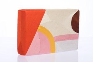 A clutch by Beatriz.