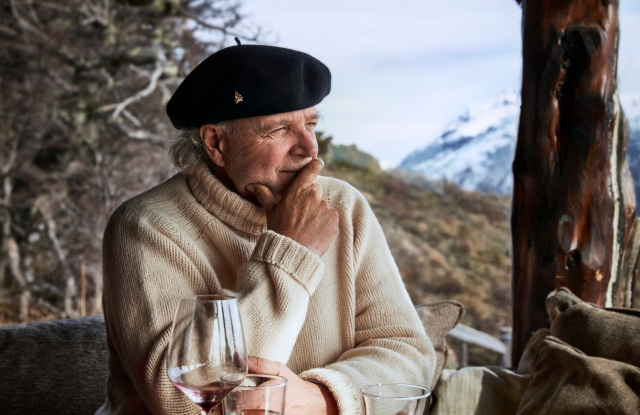 Francis Mallmann in his beret for Best Made.