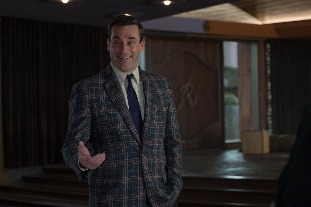 "Jon Hamm in ""Bad Times at the El Royale."""