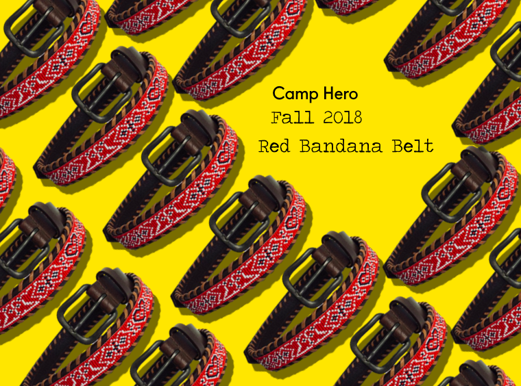 Looks from the Camp Hero fall assortment.