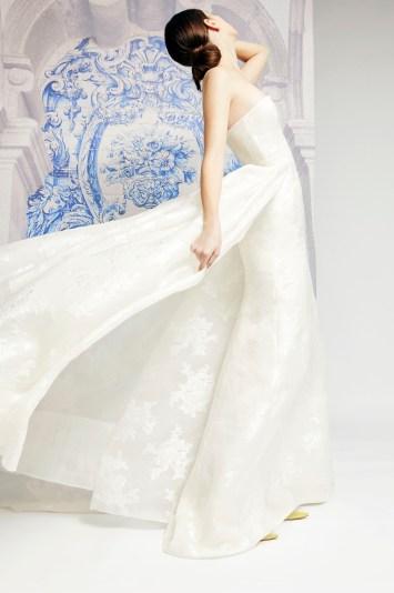 Carolina Herrera Bridal Fall 2019