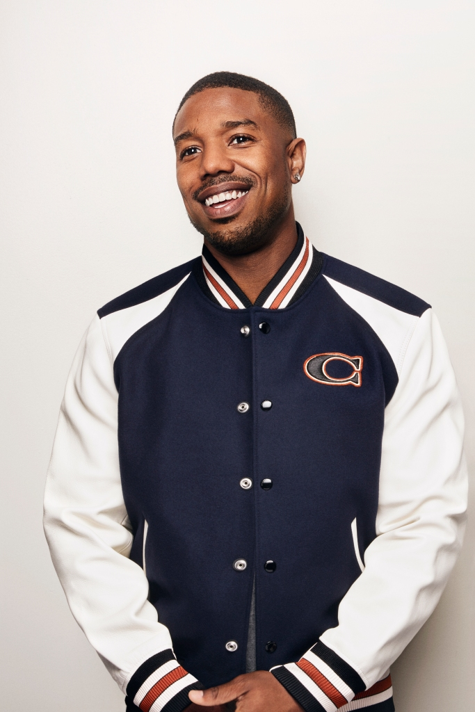 Michael B. Jordan will work with The Future Project for Coach.