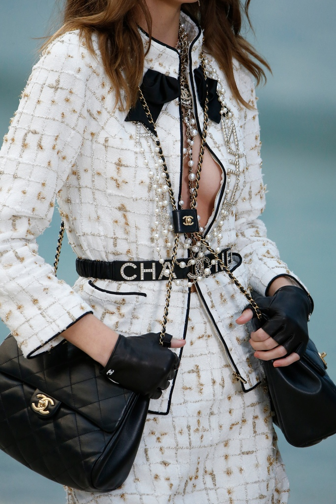 Details at Chanel RTW Spring 2019