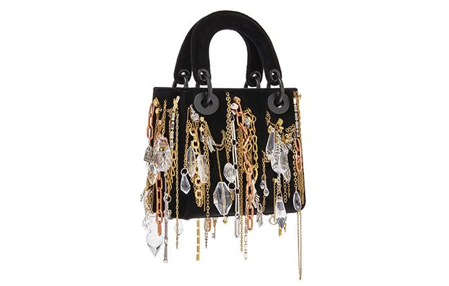 Dior Lady art bag designed by Isabelle Cornaro
