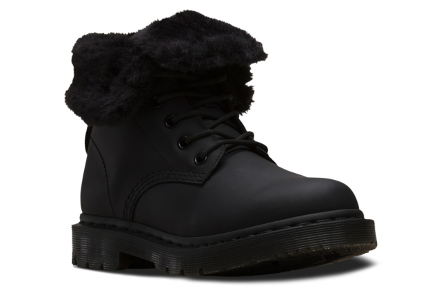 A style from the Dr. Marten Wintergrip collection.