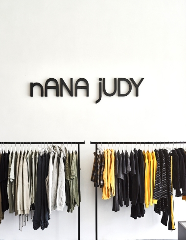 Nana Judy Fairfax Avenue