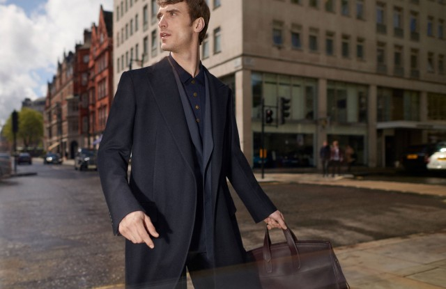The Dunhill Fall 2018 campaign.