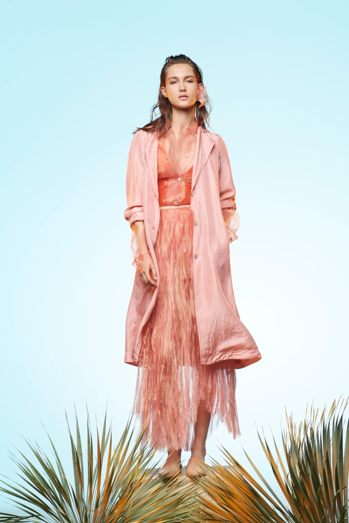 A look from Forte_Forte spring 2019 collection