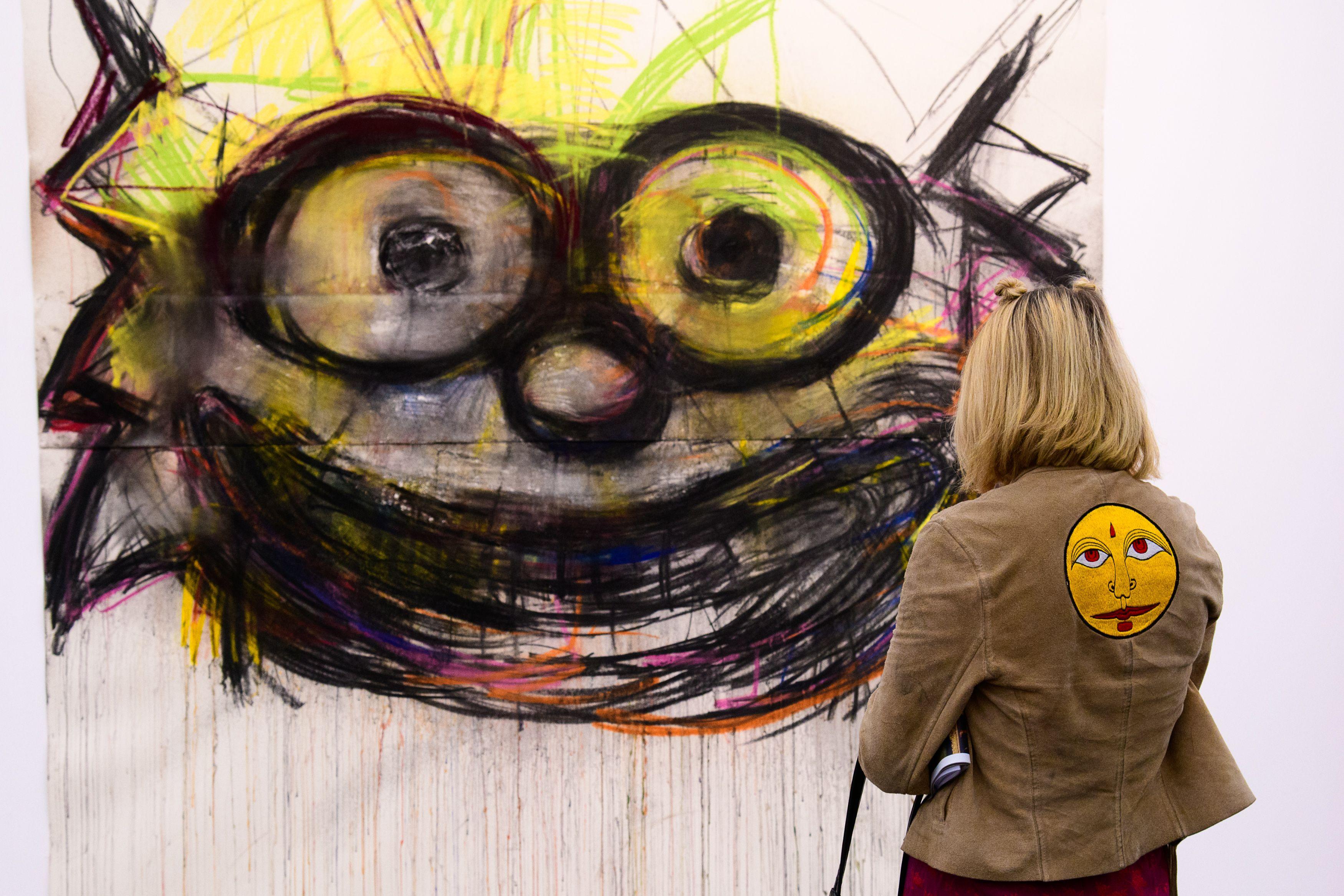 Frieze Art Fair, Regents Park