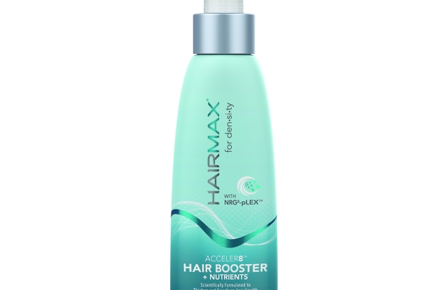 HairMax Denity has a product that can be teamed up with its lasers.