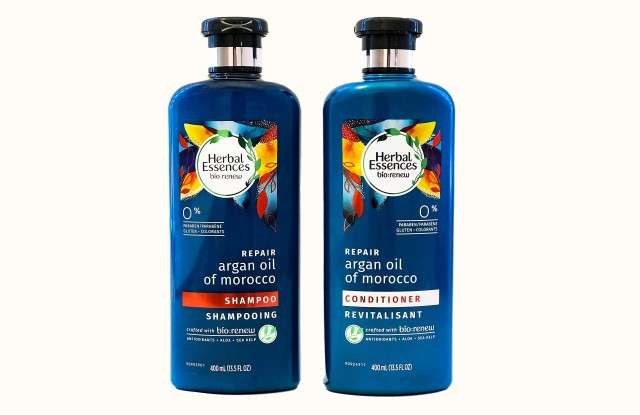 Herbal Essences products.