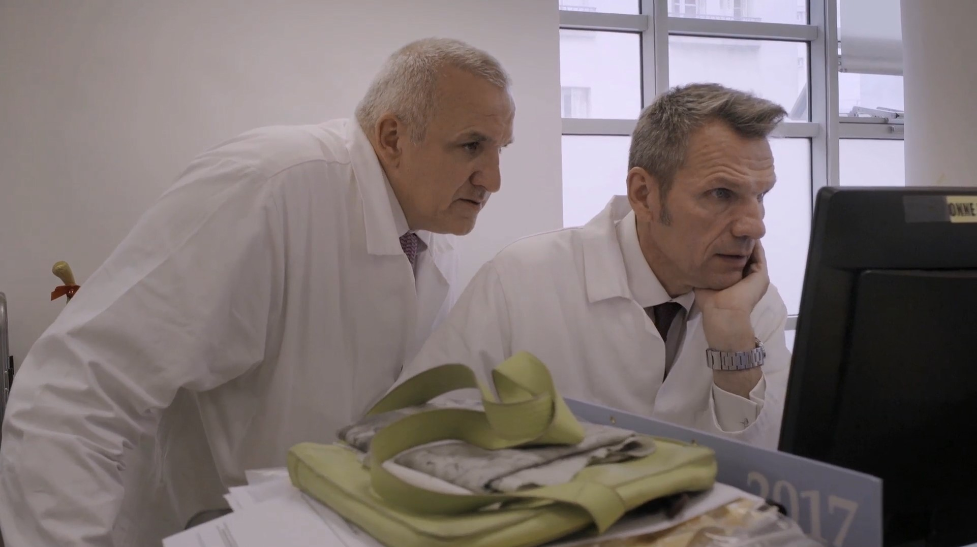A still from the documentary.