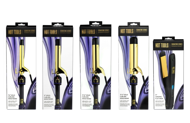 Signature Series by Hot Tools.