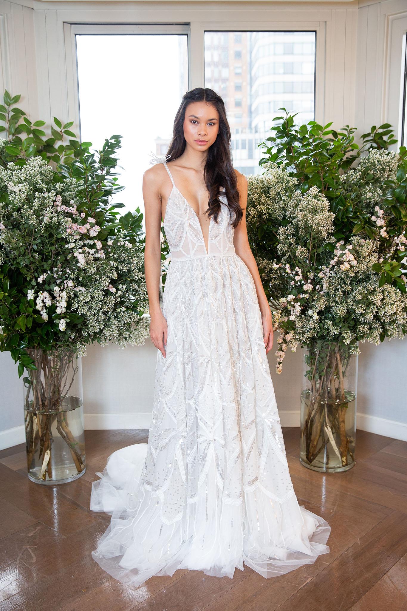Idan Cohen Bridal Fall 2019