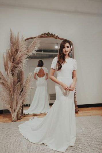 Sarah Seven Bridal Fall 2019