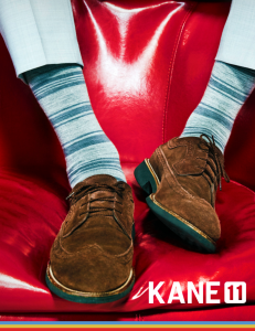 Kane 11 will offer individually sized socks.