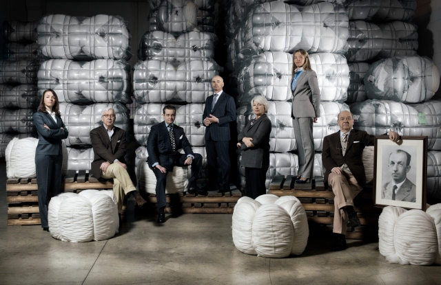 The Vitale Barberis Canonico family