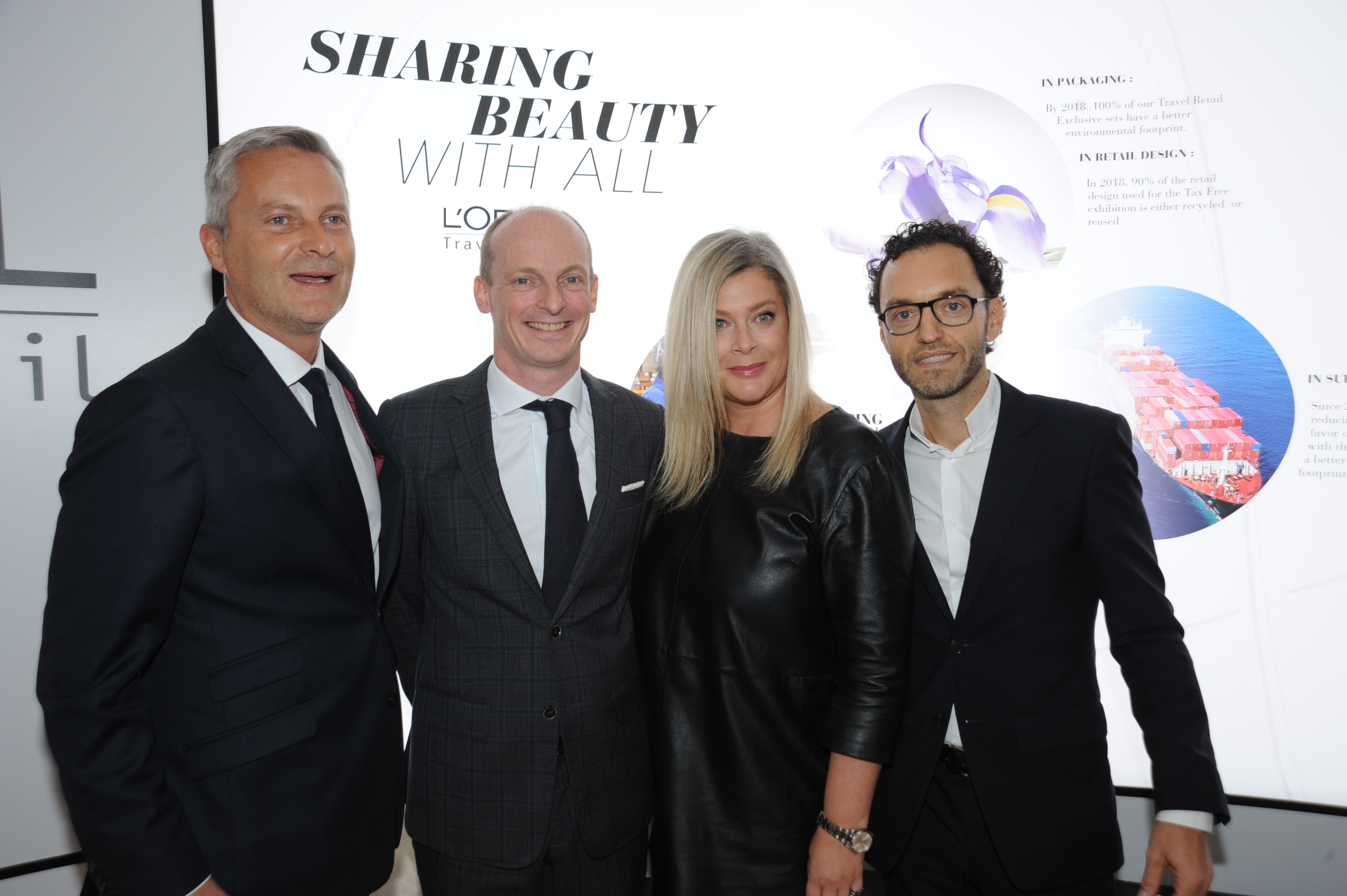 TFWA Beauty Executives in Cannes