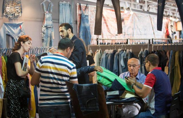Photo courtesy of Maroc in Mode—Maroc Sourcing.