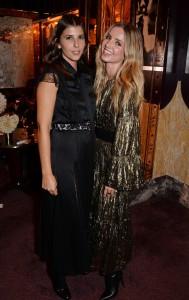 Mafalda and Annabelle Wallis
