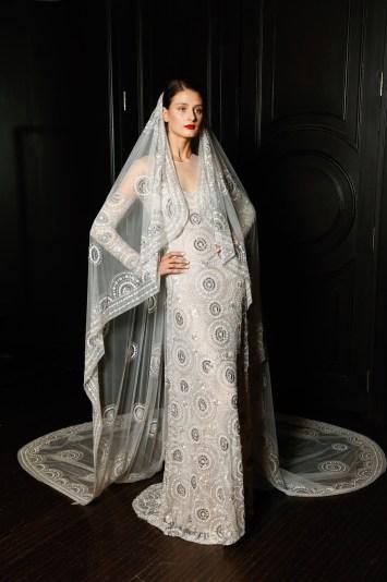 Naeem Khan Bridal Fall 2019