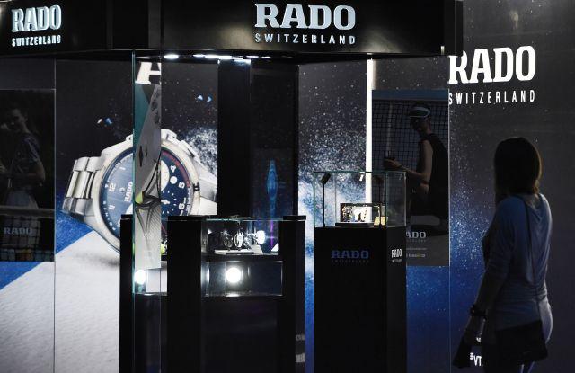 Swiss watch company Rado