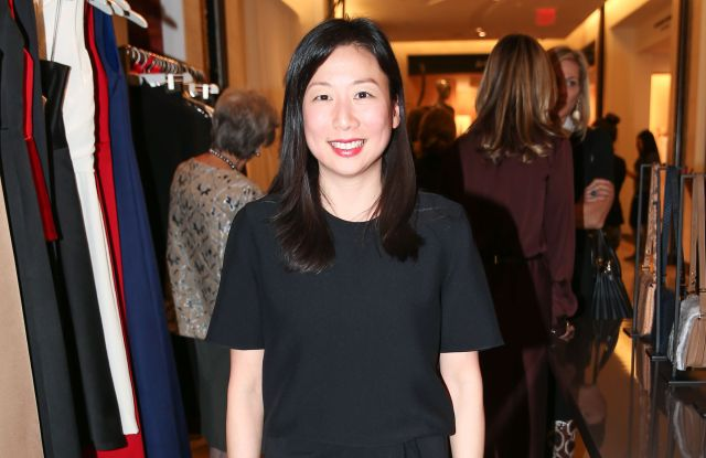 Yumi ShinSaks Fifth Avenue presents the Jason Wu Fall 2015 Collection, New York, America - 25 Feb 2015