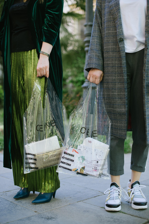 Street StyleStreet Style, Fall Winter 2018, Tbilisi Fashion Week, Georgia - 21 Apr 2018