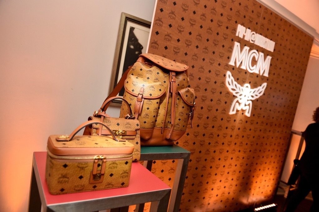 Inside the Pop-in@Nordstrom McmPopIn@Nordstrom event at Chateau Marmont, Los Angeles, USA - 03 Oct 2018