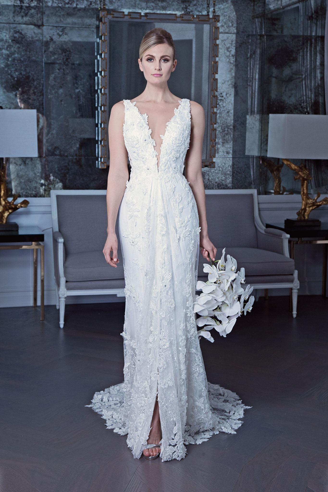 Romona Keveza Collection Bridal Fall 2019