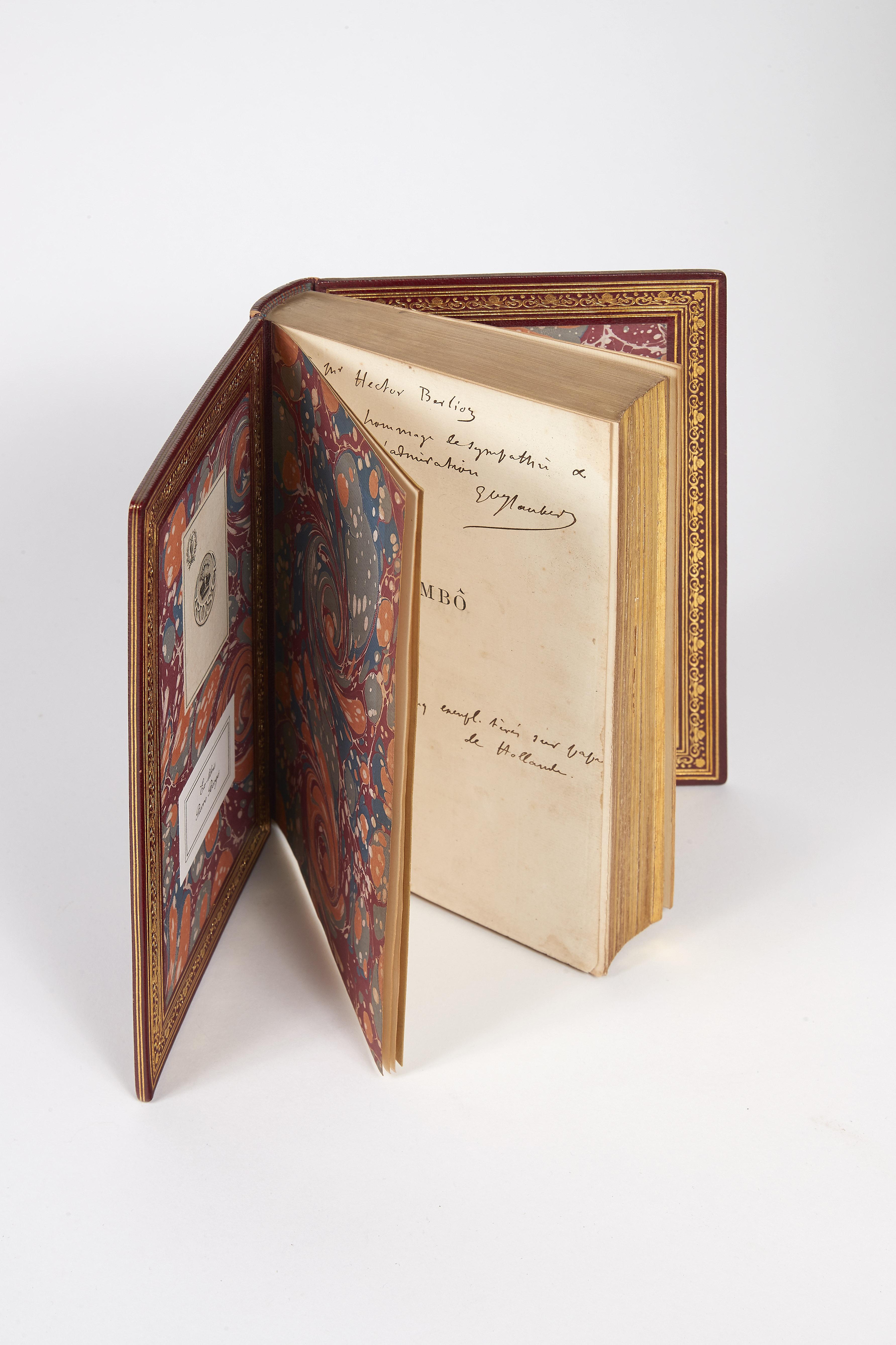 "Gustave Flaubert,'s ""Salammbô,"" 1863."