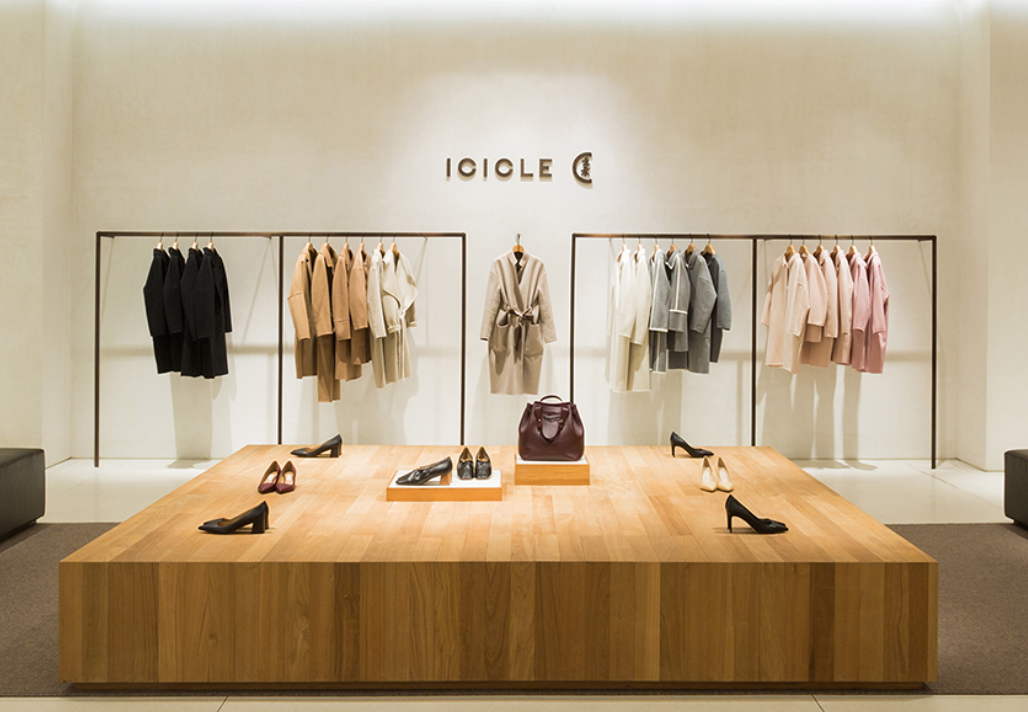 Icicle, the eco-focused clothing line from China, was started in 1997.