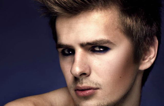 A Perfect365 survey found that 54 percent of respondents personally know a man who wears cosmetics.