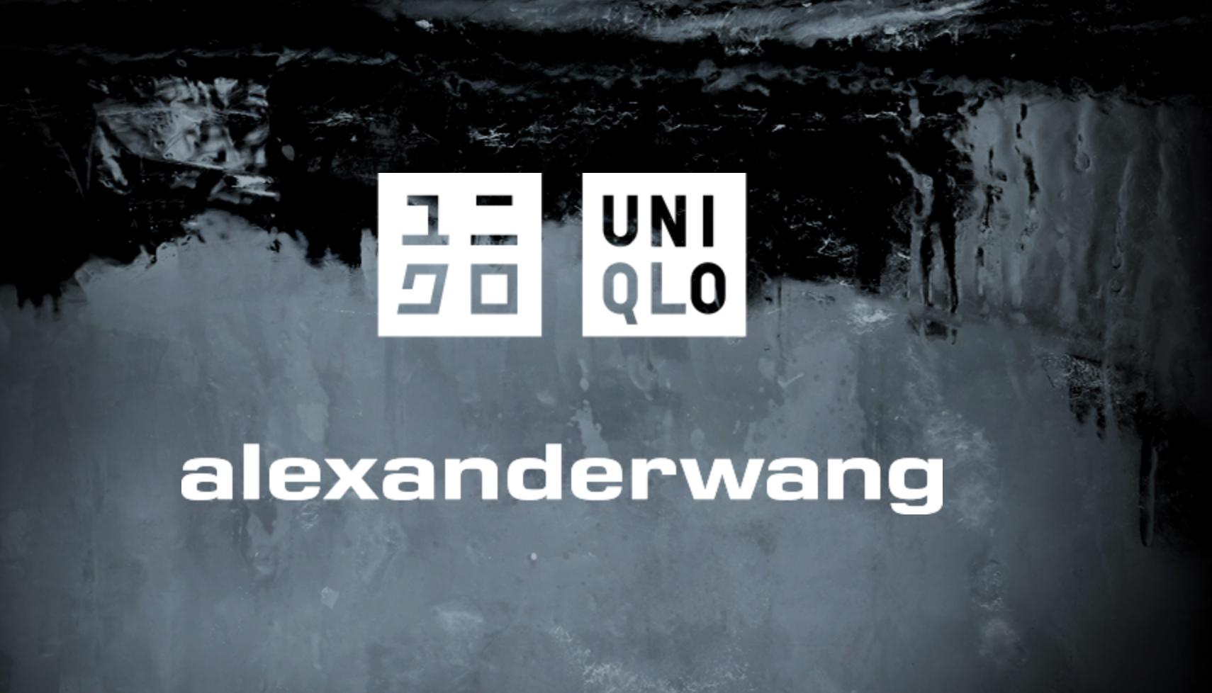 alexander wang heattech uniqlo