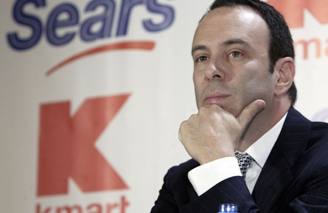 Eddie Lampert, chairman of Sears Holdings Corp., and its large stakeholder, ESL Investments.