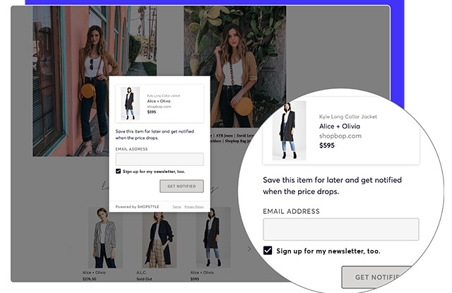 A look at ShopStyle's new features, geared toward helping influencers combat algorithm changes.